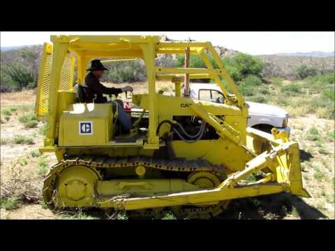 Tamarisk Tree Removal begins near Kearny, Arizona