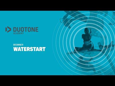 BEGINNER Waterstart - Duotone Academy