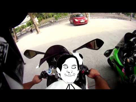 I Ride a Triumph Daytona R & Tiger | WOW
