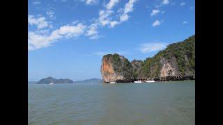 Острова Хонг провинция Краби Тайланд Январь 2013г