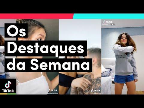 Os DESTAQUES DA SEMANA Estão Incríveis! | TikTok Brasil