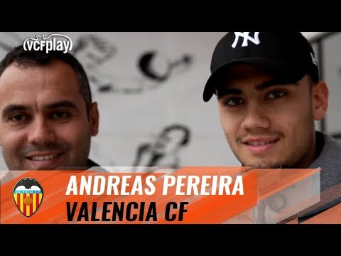 ⚽️👟ANDREAS PEREIRA, THE BOY WHO SLEPT WITH HIS FOOTBALL BOOTS ON I VALENCIA CF