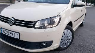 Обзор Volkswagen Touran 2014 дизель. Купить машину в Германии.