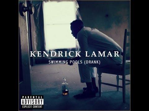 Kendrick Lamar - Swimming Pools (Drank) (LYRICS)