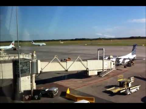 Tour of the Ottawa International Airport