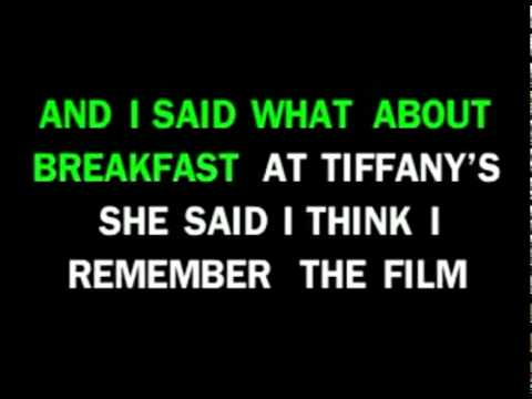 Breakfast At Tiffany's - Deep Blue Something