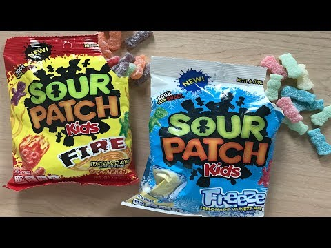 WE Shorts - Sour Patch Kids Fire & Freeze