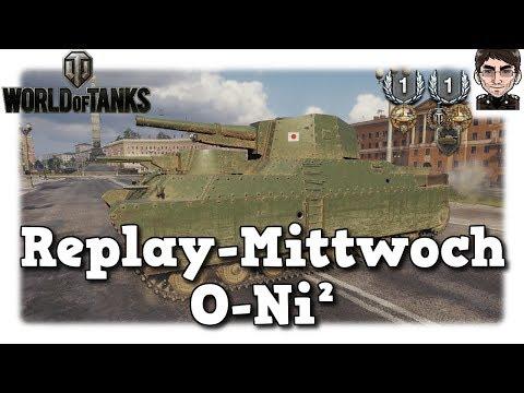 World of Tanks - O-Ni, Trollgun hoch 2 [deutsch | Replay] thumbnail