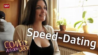 Comedy aus dem Labor - Bostic Besic - Speed-Dating