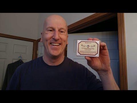 Barista Coffee Scented Shave Soap