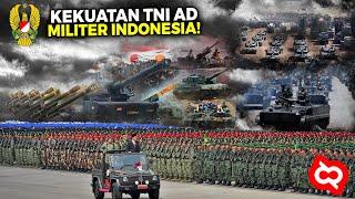 Kembali Jadi Macan Asia! Inilah Daftar Lengkap Kekuatan Baru Angkatan Darat INDONESIA 2021