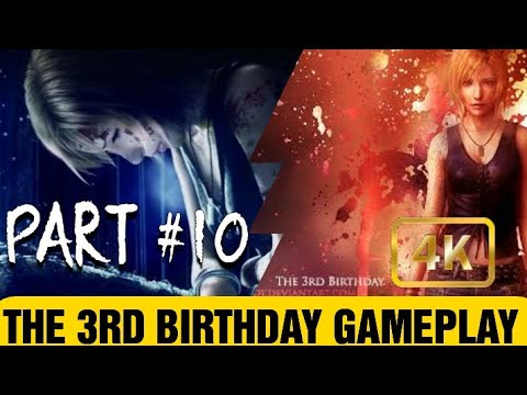 """THE THIRD BIRTHDAY GAMEPLAY PART 10""""OPEARTION BLUR HAIL"""" EPISODE 4 ENDING+MEGA GAMEPLAY PPSSPP (PSP)"""