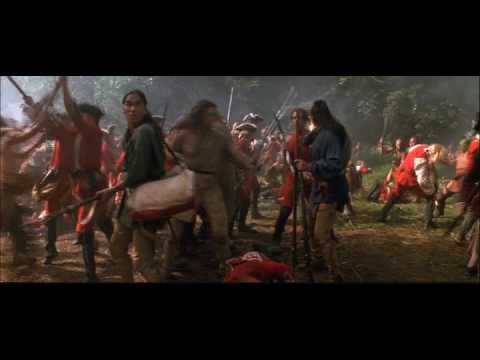 the last of the mohicans battle