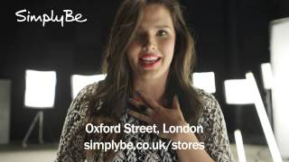 Simply Be comes to Oxford Street!