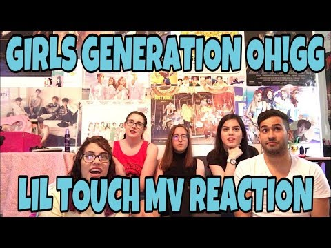 Girls' Generation Oh!GG (소녀시대 Oh!GG) - Lil' Touch (몰랐니) MV Reaction [THIS SHIT SLAPS!]