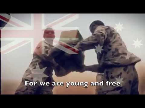National Anthem: Australia  Advance Australia Fair