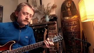 Velvet Underground - 'There She Goes Again' (Guitar Method)