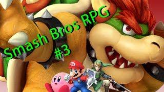 If Super Smash Bros was a Light-novel RPG game #3