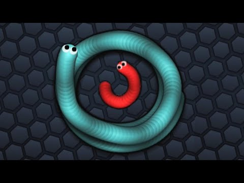 HOW TO BEAT THIS GAME!? (Slither.io)