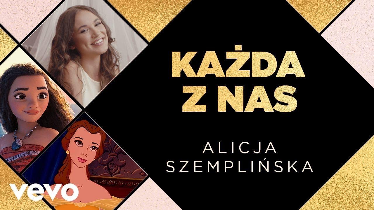 Alicja Szemplińska - Każda z nas (Official Video)
