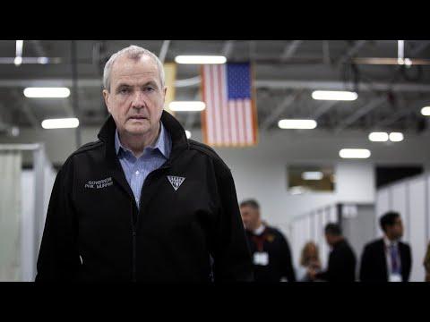 Watch Live: New Jersey Governor Murphy Holds Coronavirus Briefing