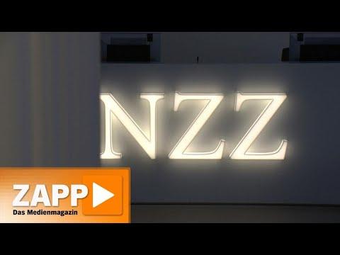 Neue Zürcher Zeitung: Warum das Blatt sich wendet | ZAPP | NDR