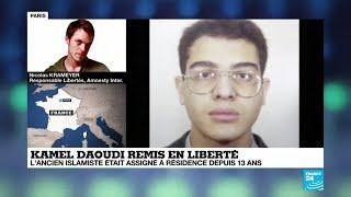 France : Kamel Daoudi, le plus ancien assigné à résidence du pays libéré