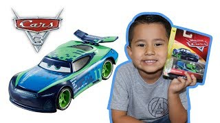 Disney CARS 3 Chris Roamin