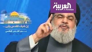 حزب الله يهدد بضرب إسرائيل بذراع الحرس الثوري