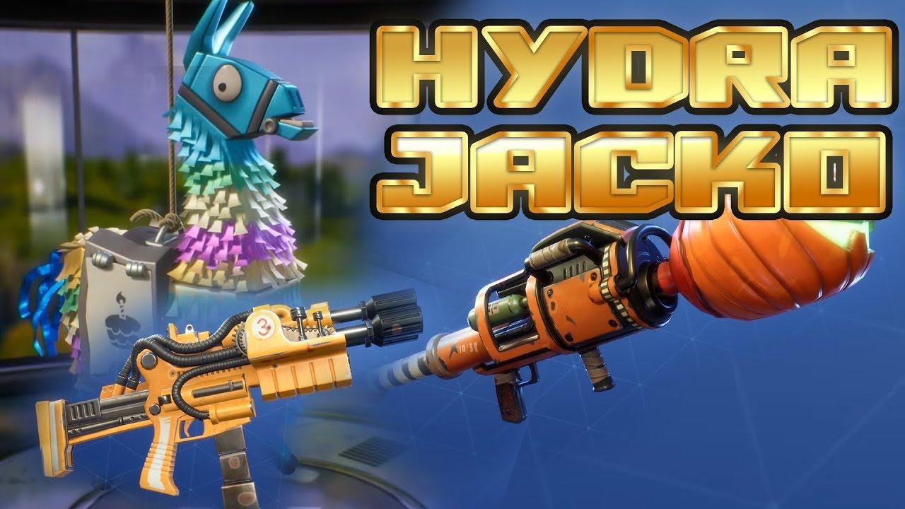 Fortnite Jack Launcher O