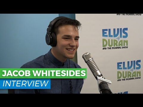 Jacob Whitesides Talks Songwriting, Maturity, and His Debut Album | Elvis Duran Show