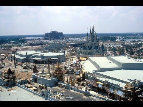 Whicker's World WDW Walt Disney World Pre-Opening, July 1971 U.K. TV Show