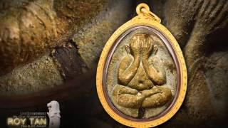 Thai Amulets for rent of Lp Toh Wat Pradoochimplee