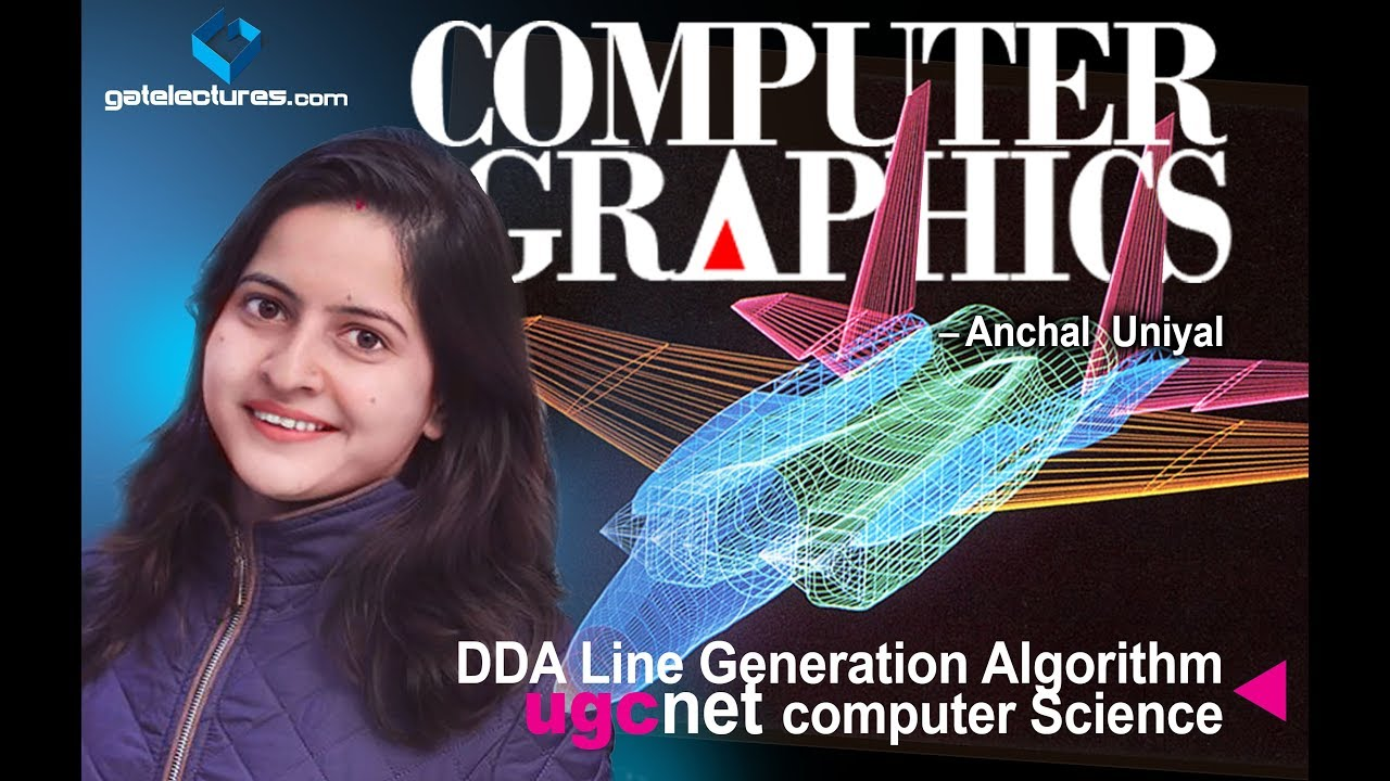Introduction To Line Drawing Algorithm : Computer graphics 03 line generation algorithms dda algorithm and