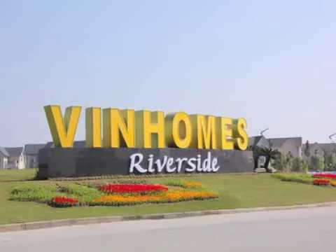 Vinhomes Riverside Long Biên, bán biệt thự giá gốc CĐT | Mr TUÂN 0945 436 569