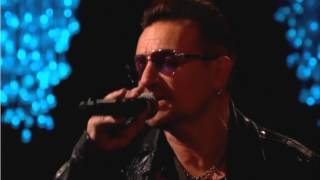 U2 - Song for Someone on The Graham Norton Show Live 2014 HD