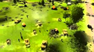 Sudden Strike 3: Arms for Victory - Trailer 12-05-07