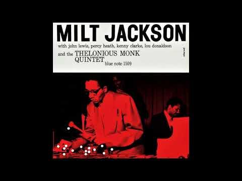Milt Jackson and Thelonious Monk