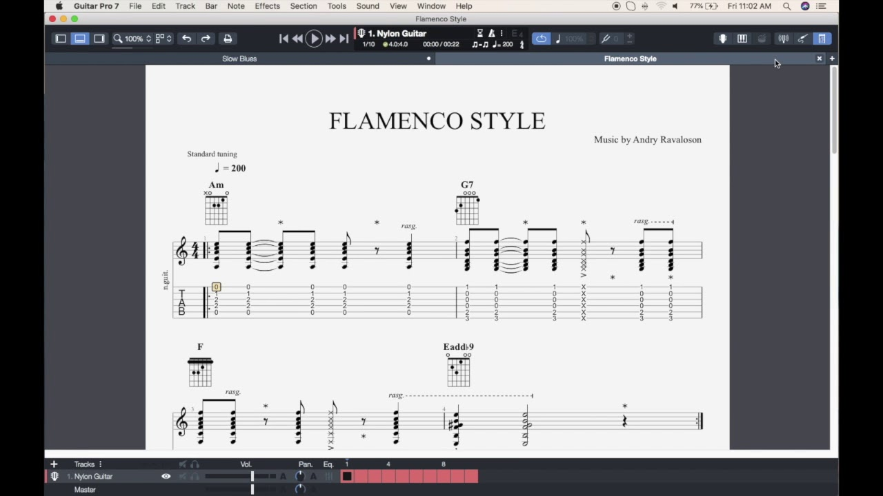 Guitar Pro 7 5 1 now available | Guitar Pro Blog – Arobas Music