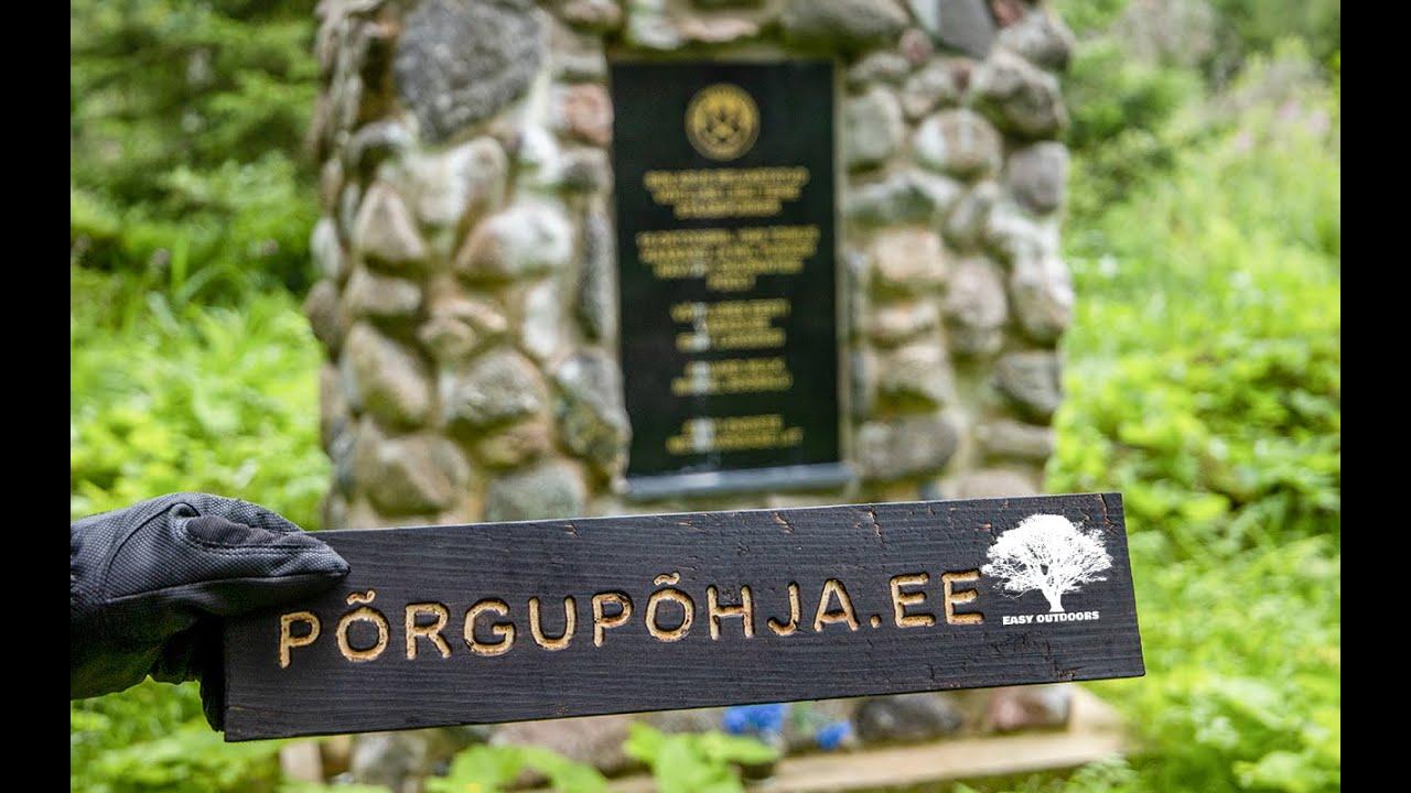 Põrgupõhja Forest Brothers Trail / Põrgupõhja metsavenna rada - Estonian Nature