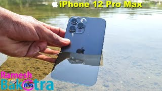 Apple iPhone 12 Pro Max Water Test