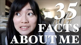 35 FACTS ABOUT ME & I talk about burning out //helloMayuko