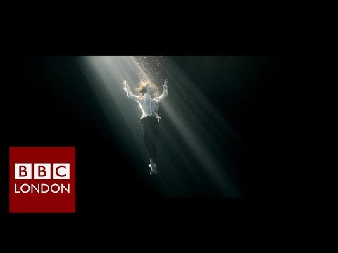 Underwater ballet – BBC London News