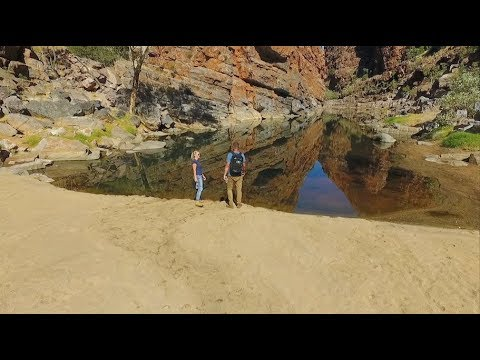 Top Of Down Under Series 7 EP3 - Ruby Gap to Finke Gorge