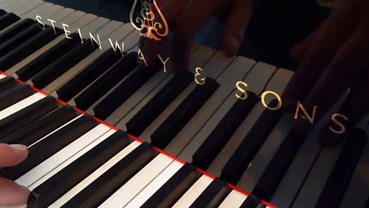 piano queue steinway sons mod le s155 occasion eml pianos youtube. Black Bedroom Furniture Sets. Home Design Ideas