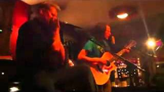 The Deadly Mechanism - Big Sex (Live Acoustic. Ft Mischa Van Dalsen) Valkenburg, NL