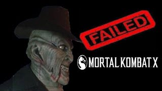 Mortal Kombat X Failed Character Auditions: The Creeper