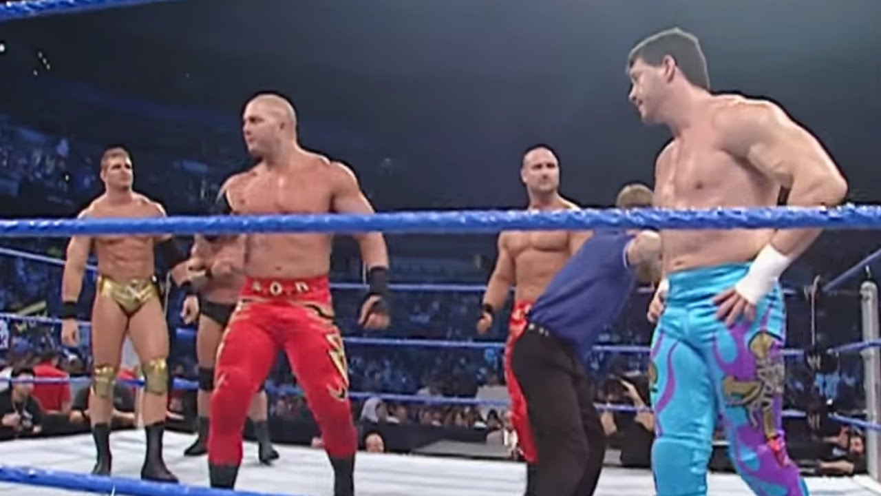 FULL-LENGTH MATCH - SmackDown - Fatal 4-Way WWE Tag Team