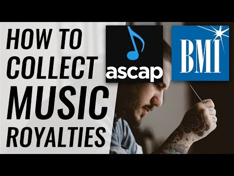 How to Collect Royalties From Your Music, Which Performing Rights Organization Is Best? ASCAP vs BMI
