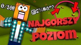 """Mapy od Widzów #289 -  """"NAJGORSZY RODZAJ POZIOMÓW!"""""""
